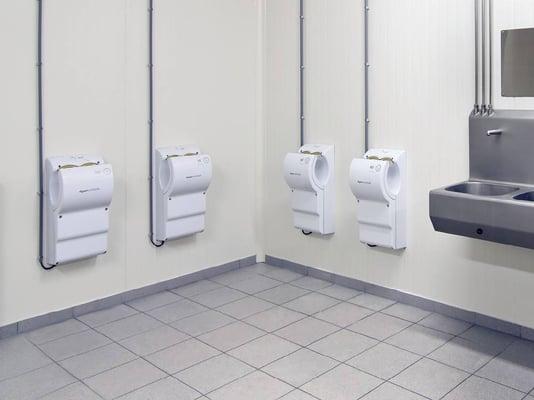 Elpress hand dryers