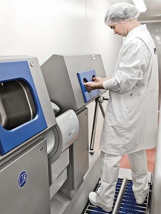 Sole cleaning / disinfection, hand washing, drying and disinfect