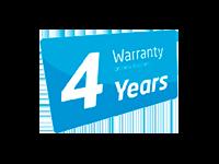 4-years-warranty