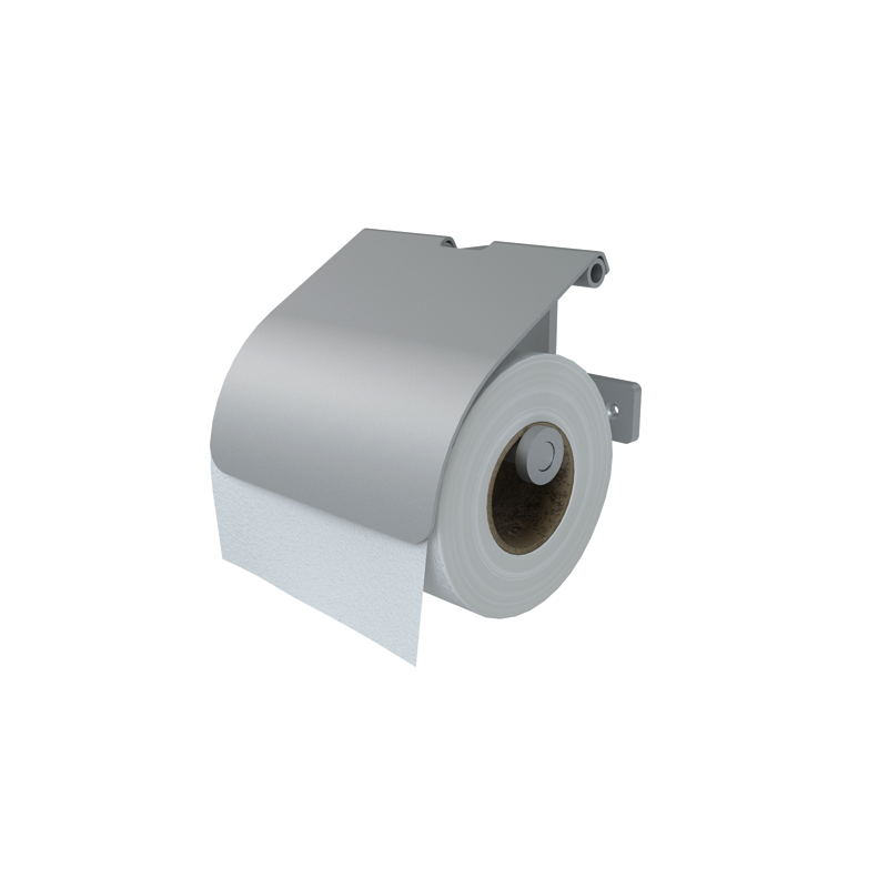 78001270 - Toiletrolhouder