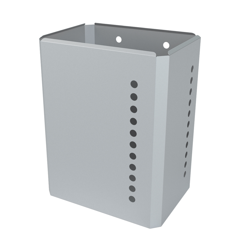 Papierkorf dicht model