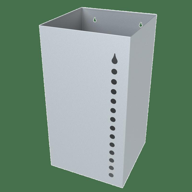 Papierkorf - Dicht - 120 liter