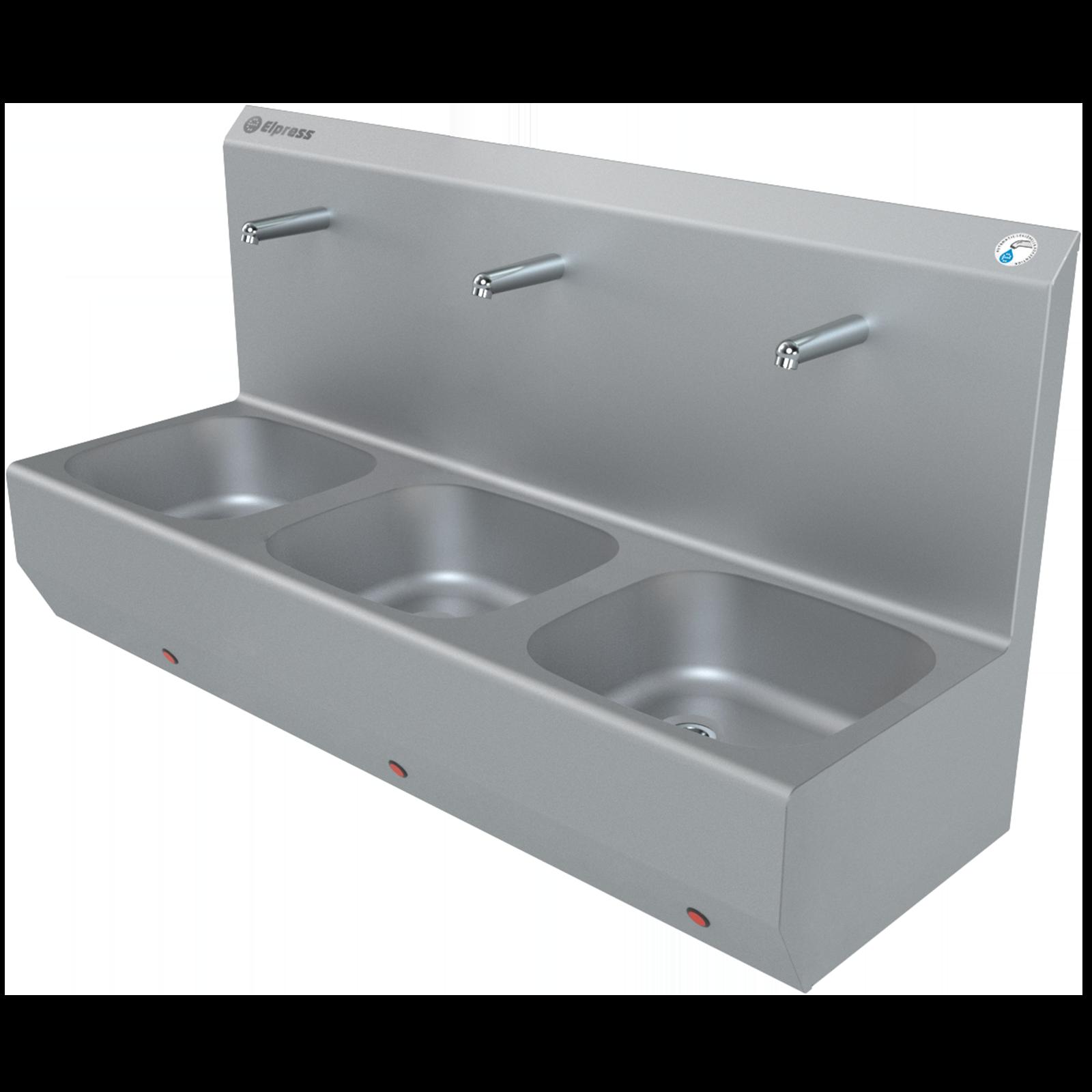 Wash basin - EWG-3S-Deluxe