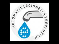 Zapobieganie rozwojowi bakterii Legionella w umywalkach