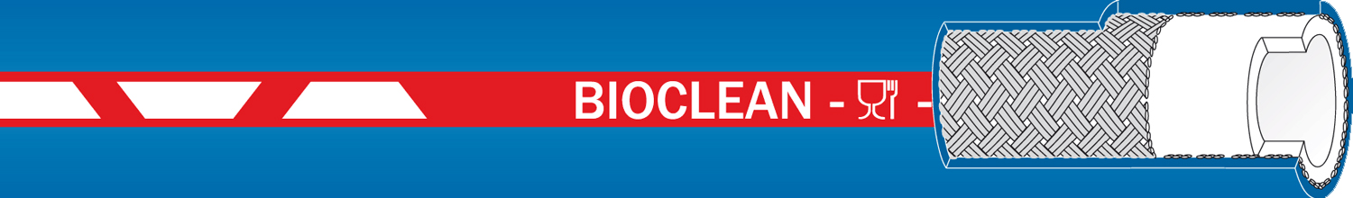 FDA Bioclean cleaning hose
