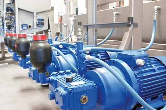 Elpress Pressure booster units (60 till 100 bar)