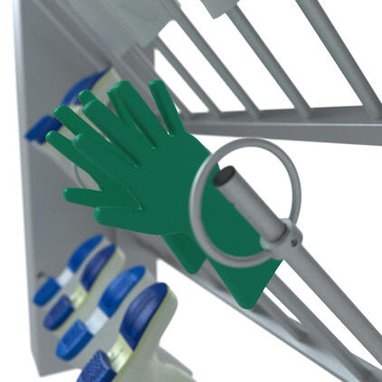 Handschoenhouder