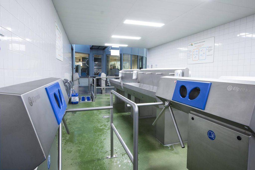 Higiena produkcji