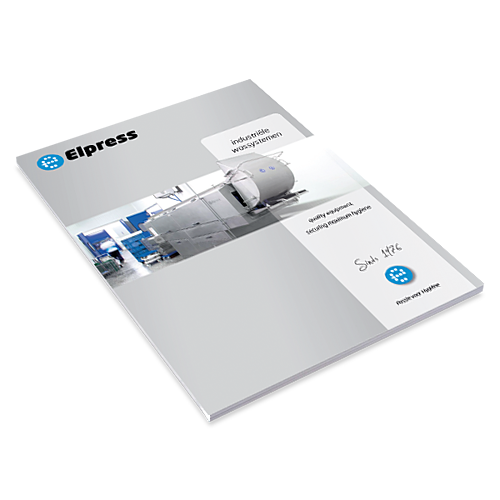 Brochure Industriële wassystemen