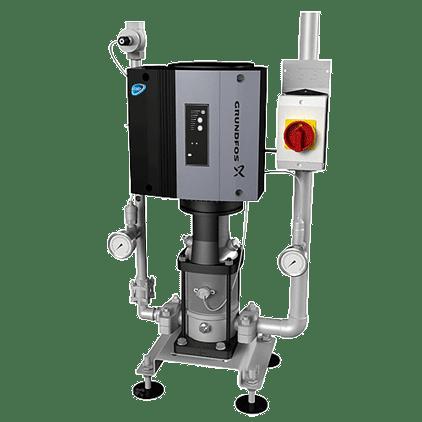 Elpress Pressure booster units 20 bar