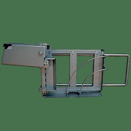Loader/deloader for pallets