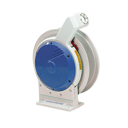 Enrollador de manguera EHN - Aluminio