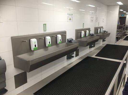 Elpress Wash basins