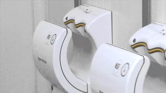 Elpress hand dryer