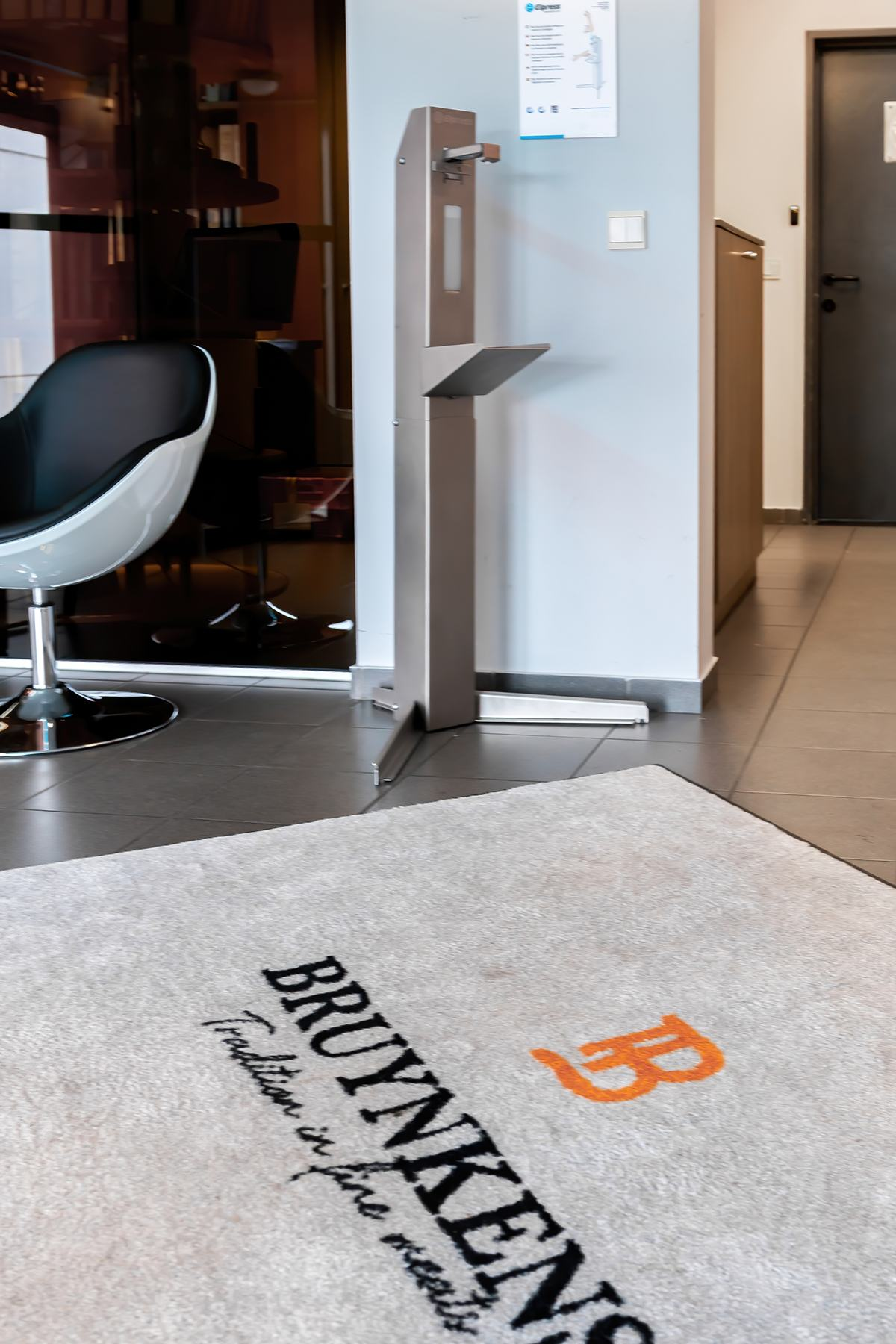 Referenz - Bruynkens - Logo