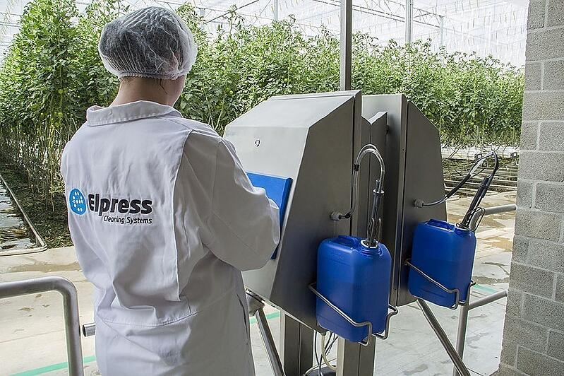 personal hygiene in the greenhouse horticulture sector